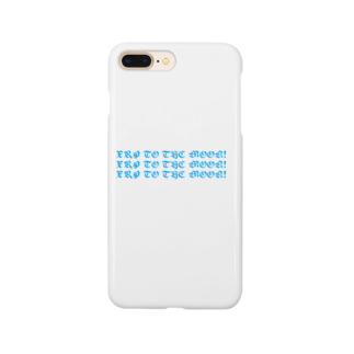 sanのXRP TO THE MOON Smartphone cases