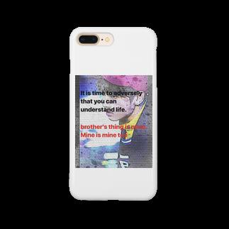 ユノユノショップのジョングク名言 Smartphone cases
