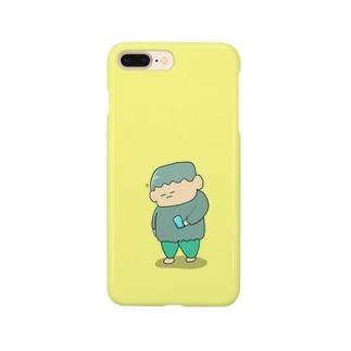 スマホとぼく Smartphone cases