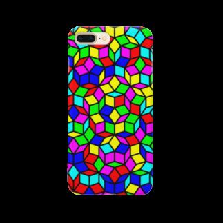 Miyanomae Manufacturingのペンローズモザイク(カラー) Smartphone cases