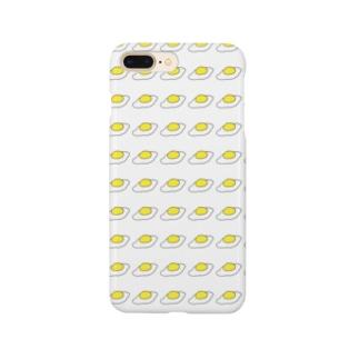 ずらっと目玉焼き Smartphone cases