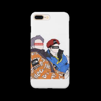 ユノユノショップのナムホプ Smartphone cases