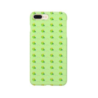 安納ポテトのポテトの散歩 Smartphone cases
