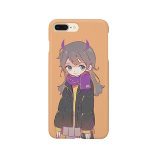 The girl is Yeti Smartphone cases