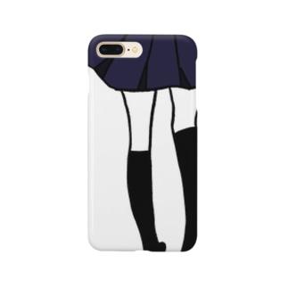スカート Smartphone cases