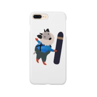 KAMOSHIKA Smartphone cases
