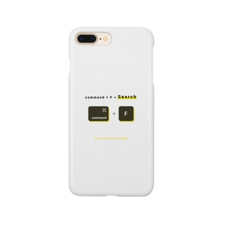 Shortcut key Case - Search iPhoneCase スマートフォンケース Smartphone cases