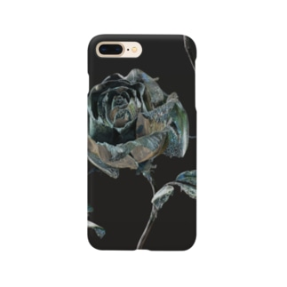 BLACK ROSE ONE Smartphone cases