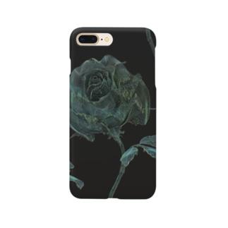 BLACK ROSE ONE - wir Smartphone cases