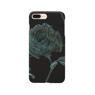BLACK ROSE ONE - wir Smartphone cases