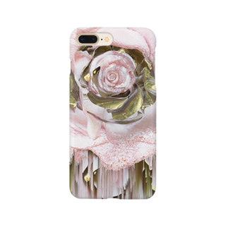 ARTLyのSuper Rose Smartphone cases