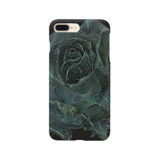 BLACK ROSE ONE - wir - up Smartphone cases
