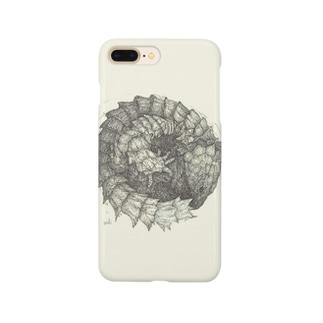 アルマジロトカゲ  Smartphone cases