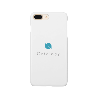 OWLCOIN ショップのOntology オントロジー Smartphone cases