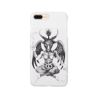 Baphomet Smartphone cases