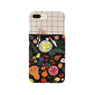YORIYUKIの食卓 Smartphone cases