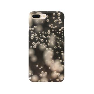 炭酸 Smartphone cases