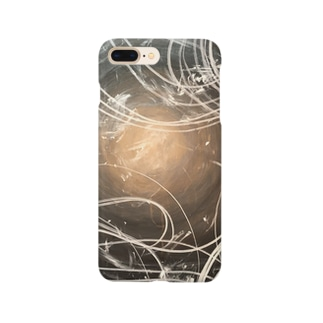 2.28ライブペイント Smartphone cases