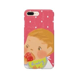 イチゴちゃん Smartphone Case
