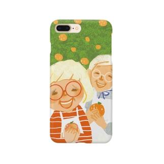 みかん夫婦 Smartphone Case