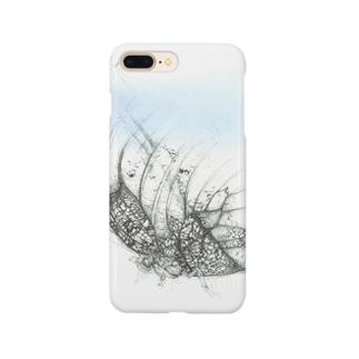 蝶 Smartphone cases