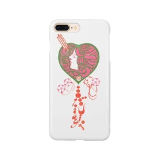 与謝野晶子「みだれ髪」<ブック・デザイン> Smartphone cases