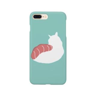 ネコ寿司 - nekosushi - Smartphone cases