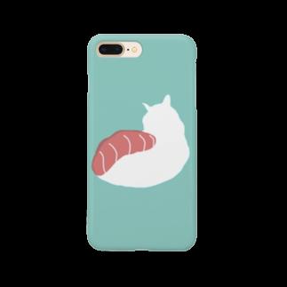 お寿司のネコ寿司 - nekosushi - Smartphone cases