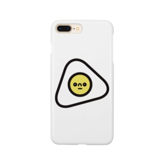 メダマヤキ Smartphone cases