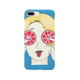 シティくん Smartphone cases