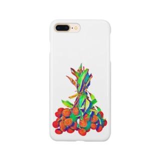 レチシリーズ Smartphone cases