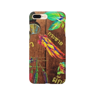 タイハーブ③ Smartphone cases