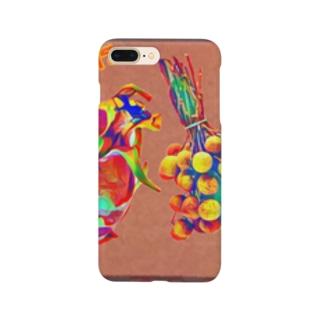タイ果物① Smartphone cases