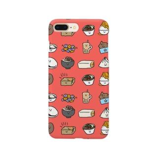 台湾小吃ちゃん Smartphone cases