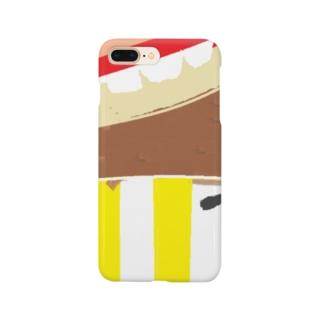 3時のおやつ Smartphone cases