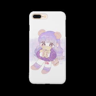あか熊の-oyasumi- Smartphone cases