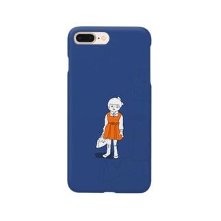 能力者シリーズNO. 004 / メルセデス・ハインリヒ Smartphone cases