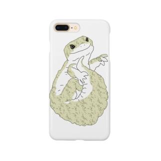 TOKAGE レオパさん🦎 Smartphone cases