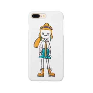 アシュリーのスマホケース Smartphone cases