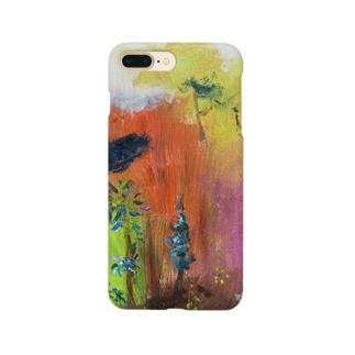 ムラナギ/ジキムの見える谷 Smartphone cases