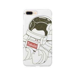 ペンギンコール・うちゅう Smartphone cases