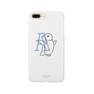 Ⓐ|Adelie penguin・アデリーペンギン Smartphone cases