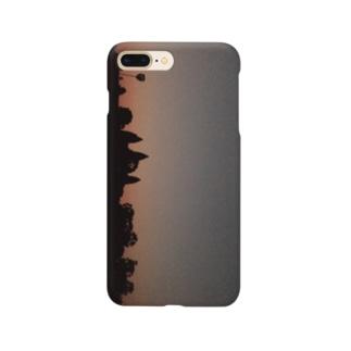 ヨアケマエ Smartphone cases