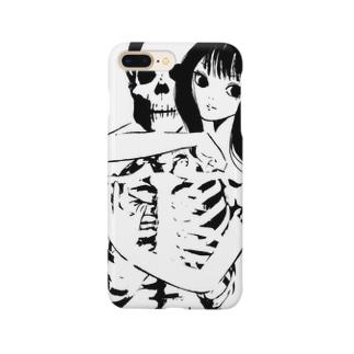 骨の髄まで愛してる Smartphone cases