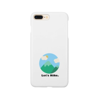 LET'S HIKE Smartphone cases