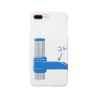身長測るやつのコレ Smartphone cases