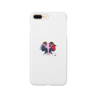 かっぽー Smartphone cases