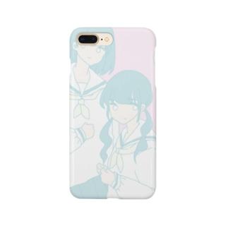 ミュゲ・ガールズ Smartphone cases