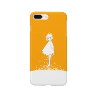 おとしもの てんしちゃん Smartphone cases