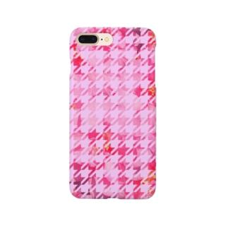 千鳥お花 Smartphone cases
